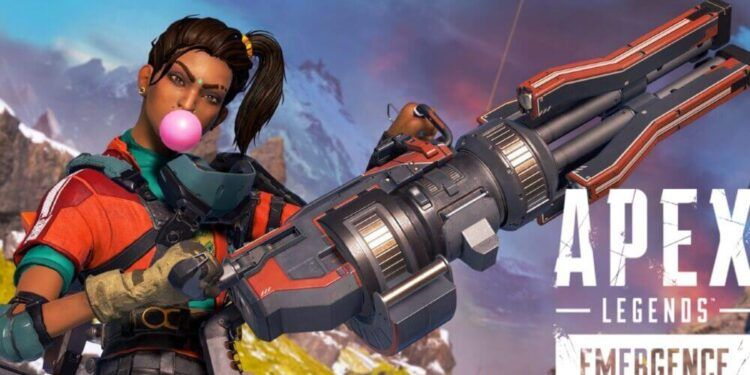 apex legends rampart town takeover